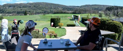 Golf du Haut-Bugey : Restaurant