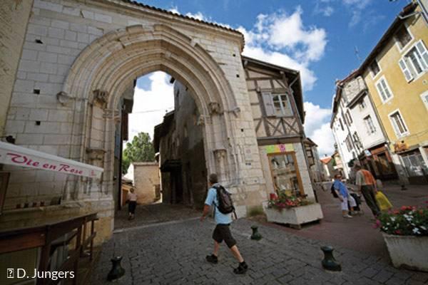 Les quartiers anciens de Bourg-en-Bresse