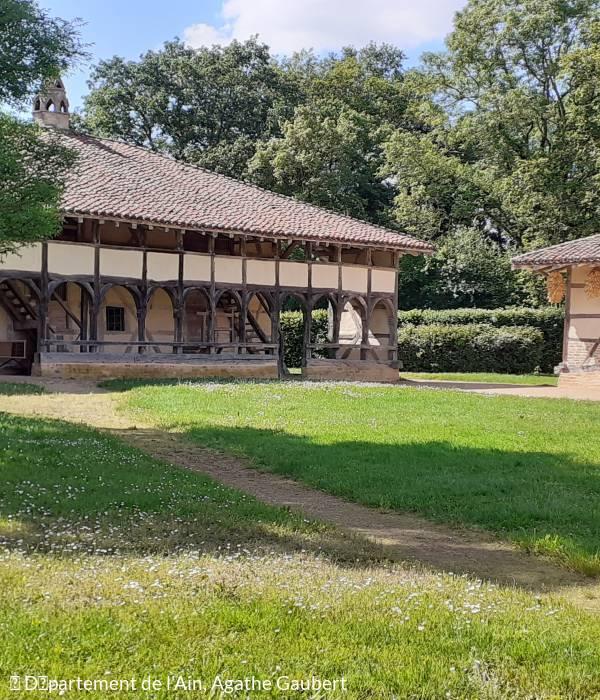 Musée de la Bresse-Domaine des Planons